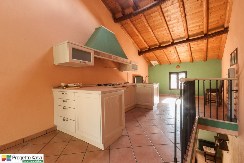 Appartamento con giardino Limido Comasco