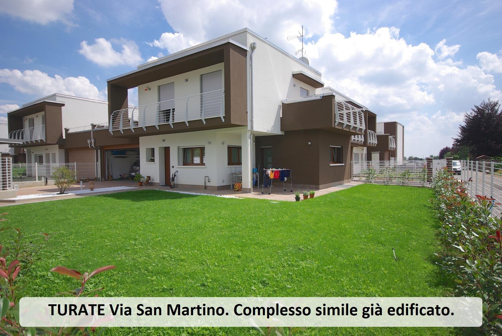 Villa singola Turate