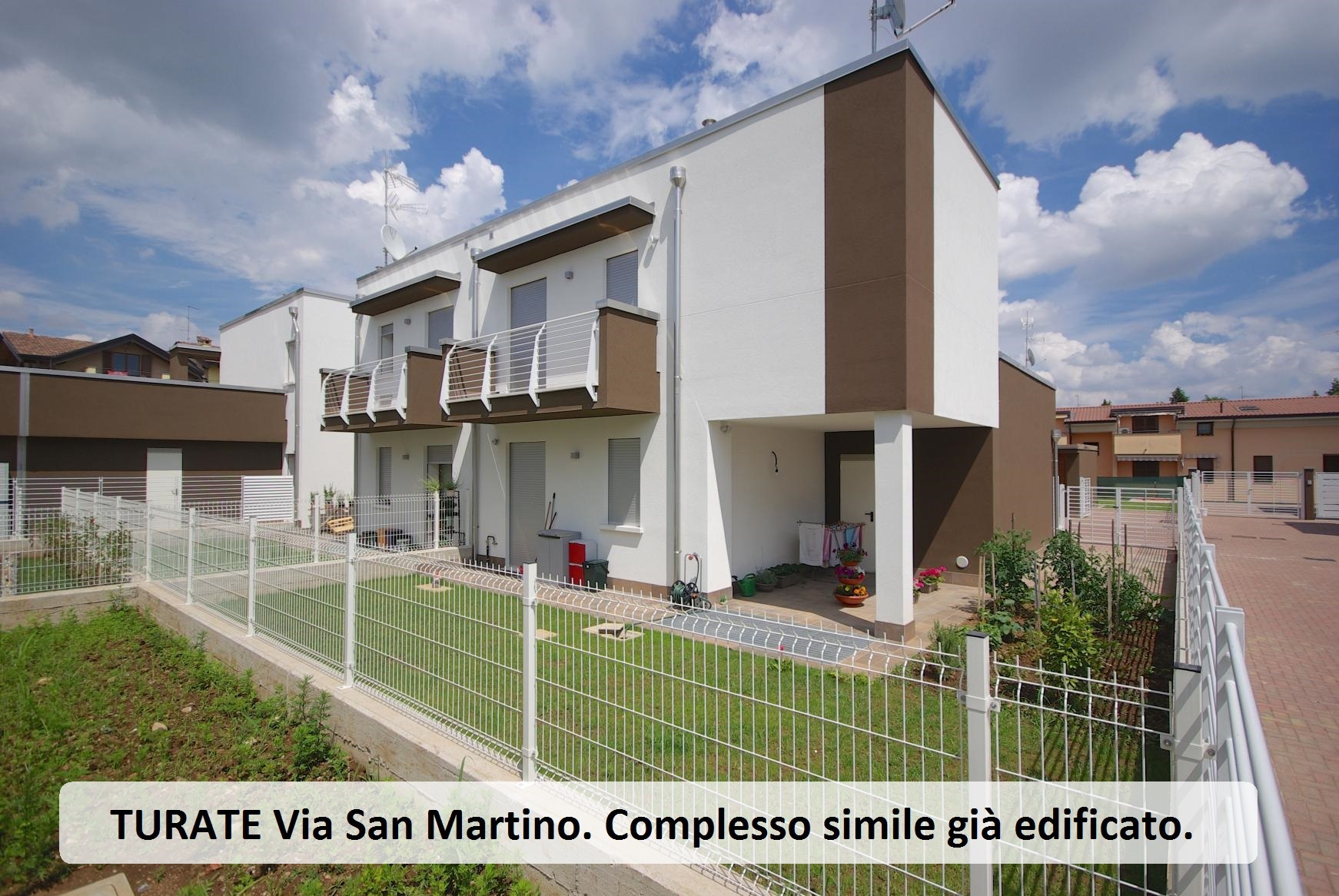 cantiere simile a Turate