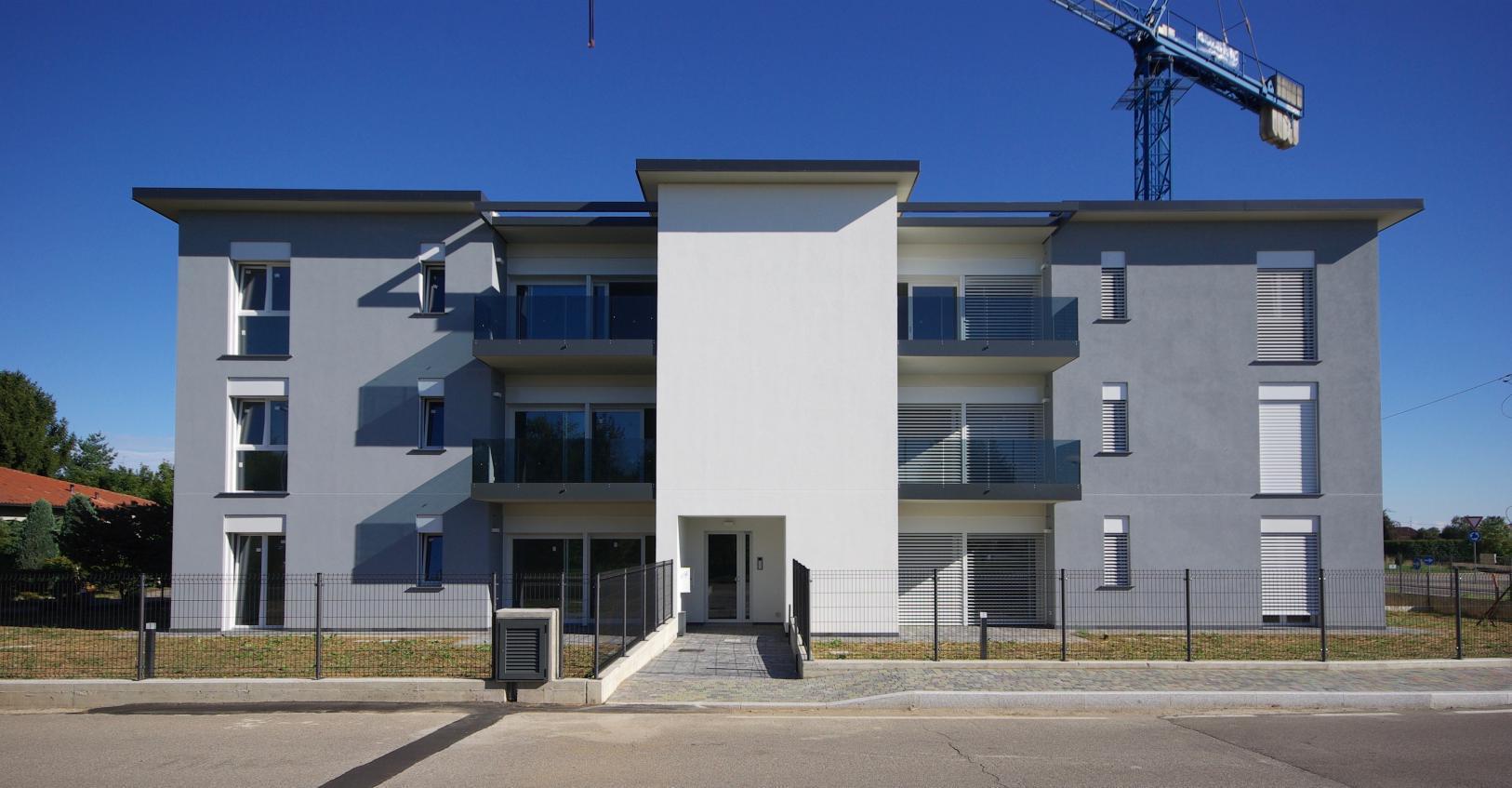 Nuovi appartamenti Mozzate