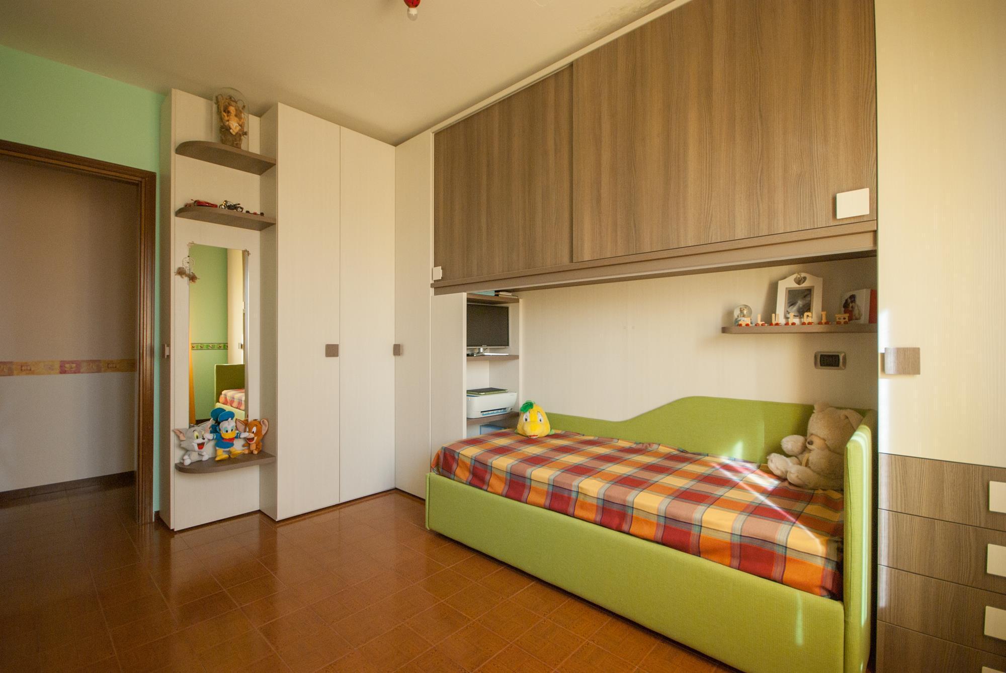 Appartamento su 2 livelli Mozzate