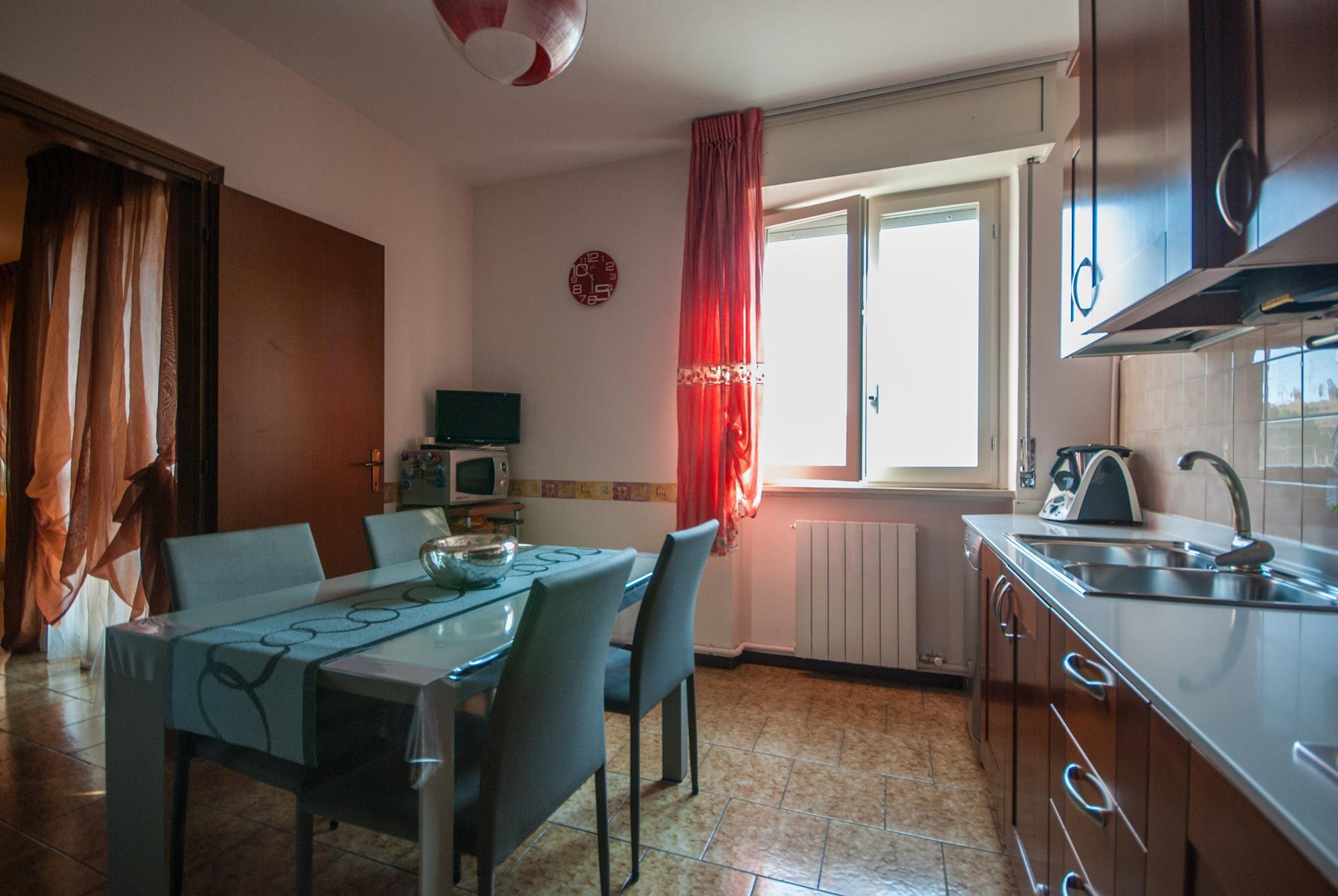 Appartamento con box singolo