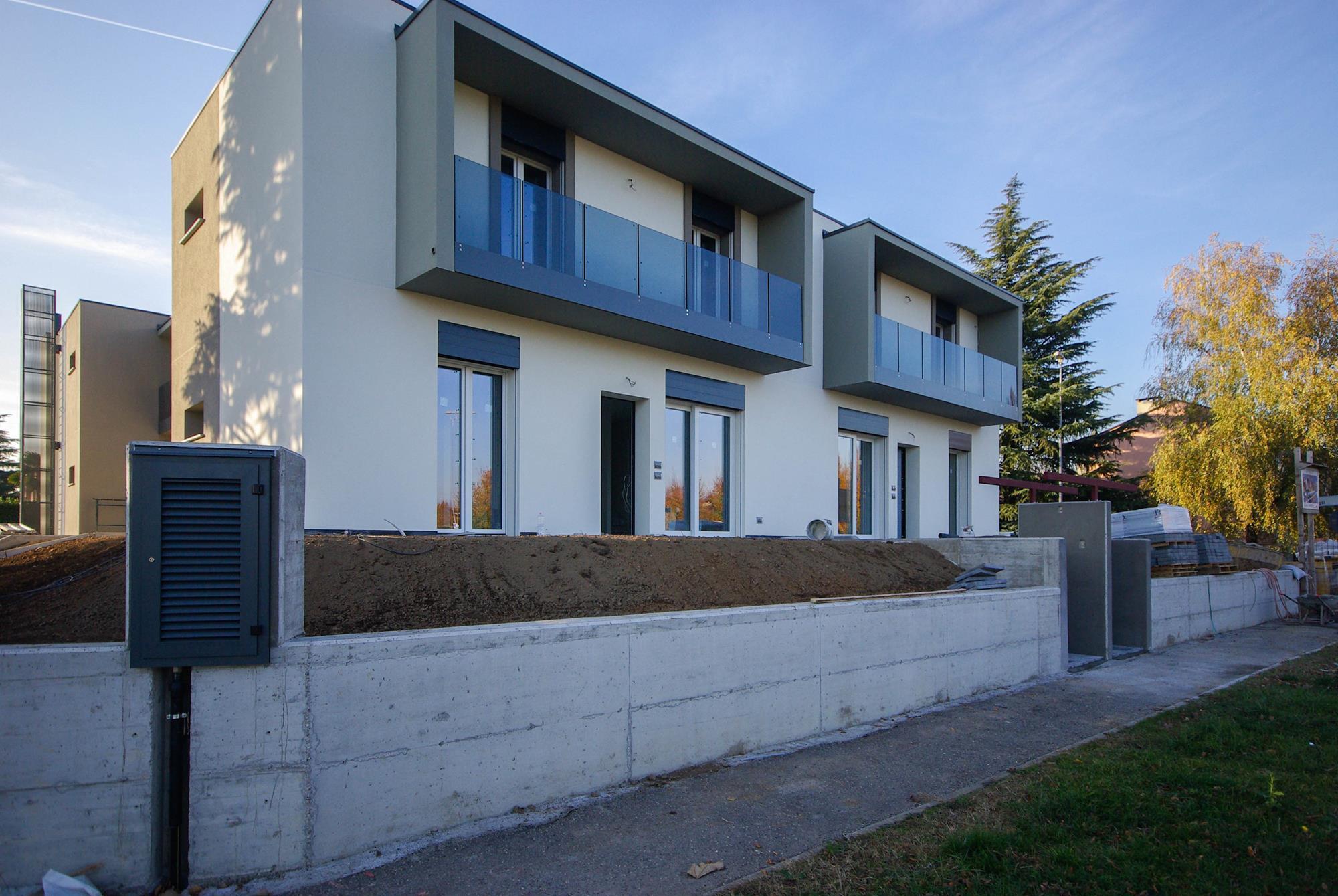 Nuova costruzione Rovellasca