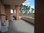 Vendita attico nuovo con terrazzo vista mare Civit