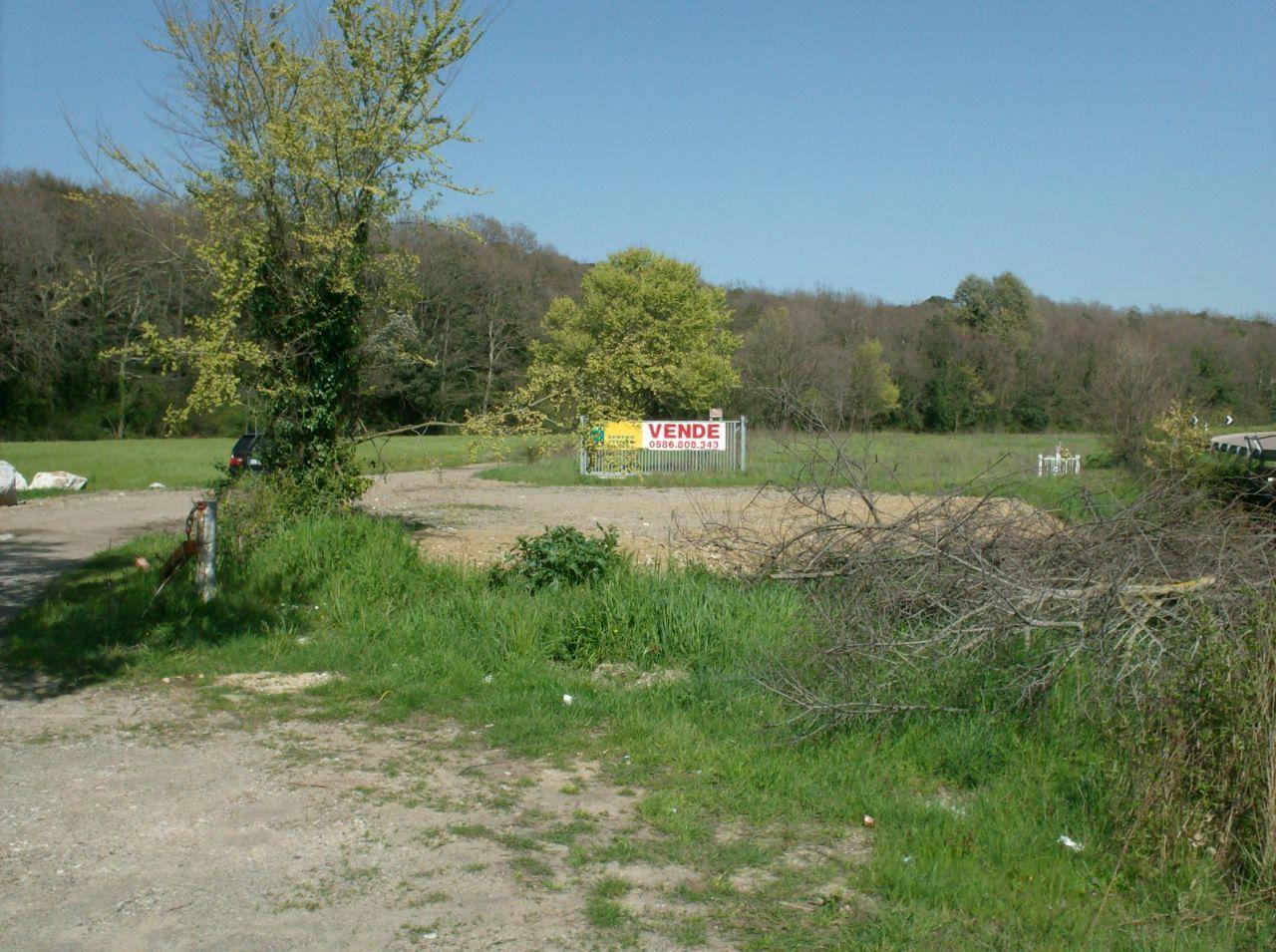 Vendita terreno agricolo Livorno