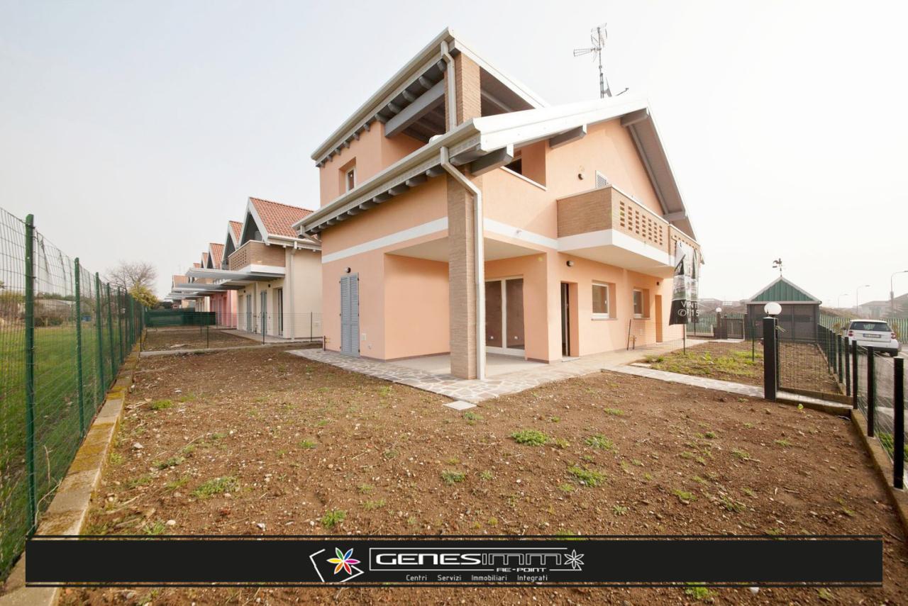 Soluzione Indipendente in vendita a Cogliate, 3 locali, prezzo € 250.000 | Cambiocasa.it
