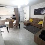 Baricella appartamento sala con angolo cottura (2)