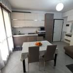 Baricella appartamento sala con angolo cottura (3)