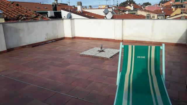 terrazza panoramica esclusiva piano terzo