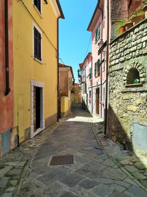 borgo principale