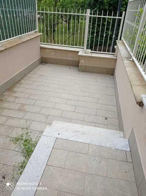 patio scoperto piano terra