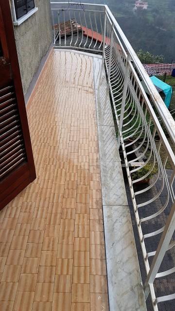 terrazzo piano secondo