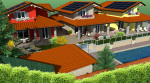 Paruzzaro villa con piscina, termario e palestra i
