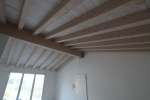 travatura in legno