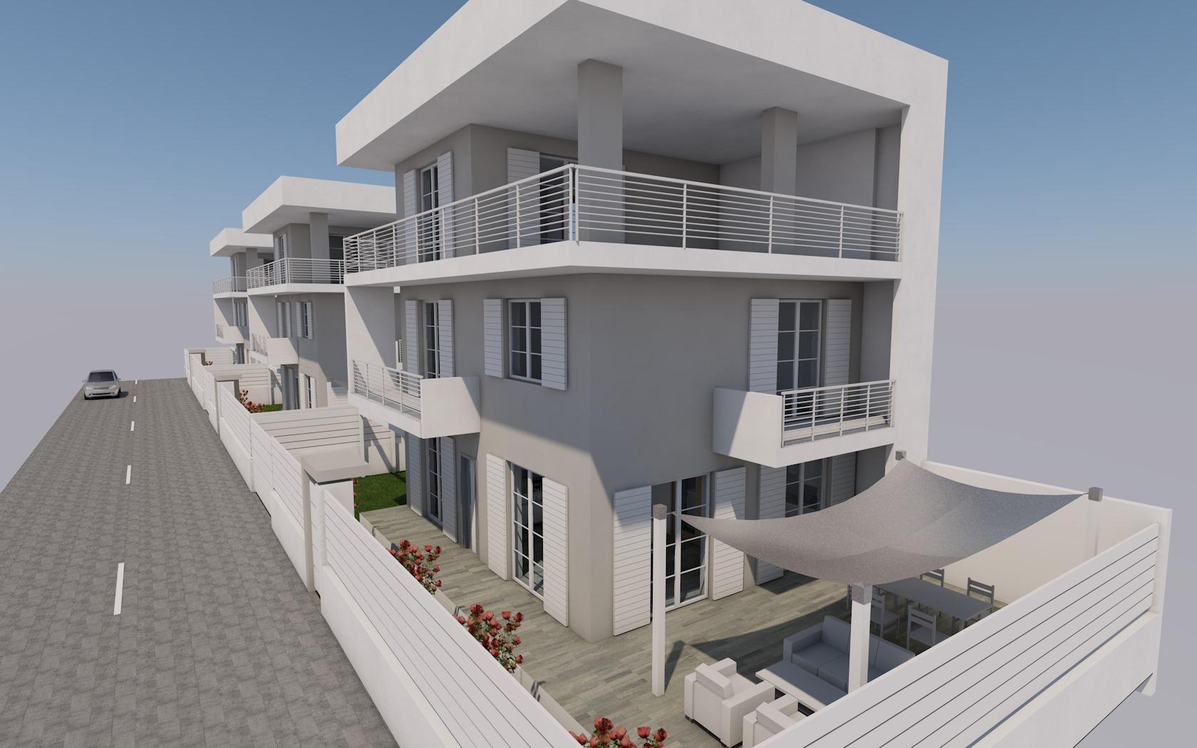Indipendente bifamiliare in vendita teverola annunci for Progettista di piano casa online