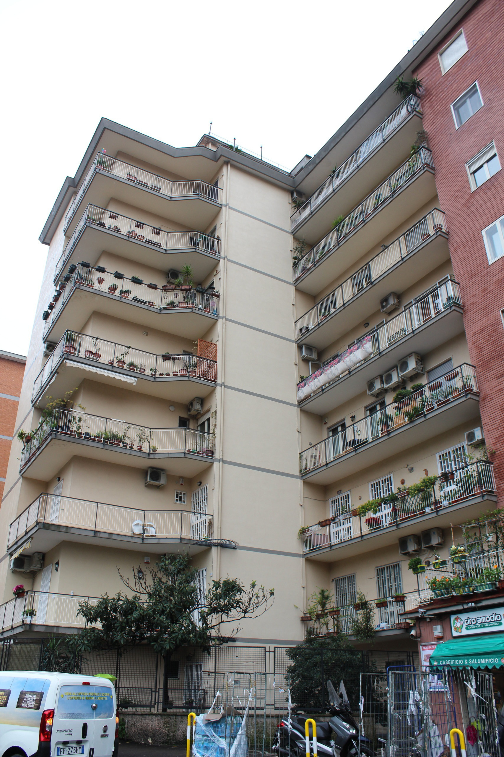 appartamento quadrilocale in vendita napoli vomero annunci