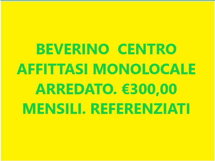 Appartamento in affitto a Beverino, 1 locali, prezzo € 300 | CambioCasa.it