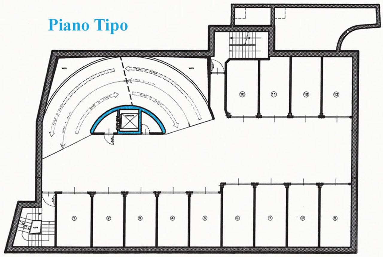 Garage / Posto Auto - Singolo a Zona Nord, Brescia