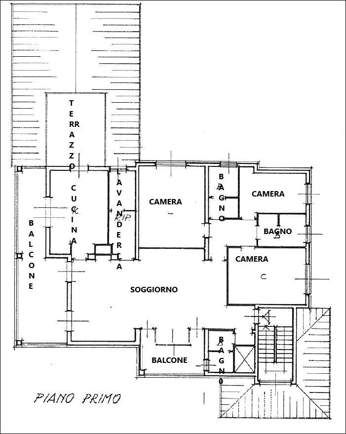 Appartamento Quadrilocale