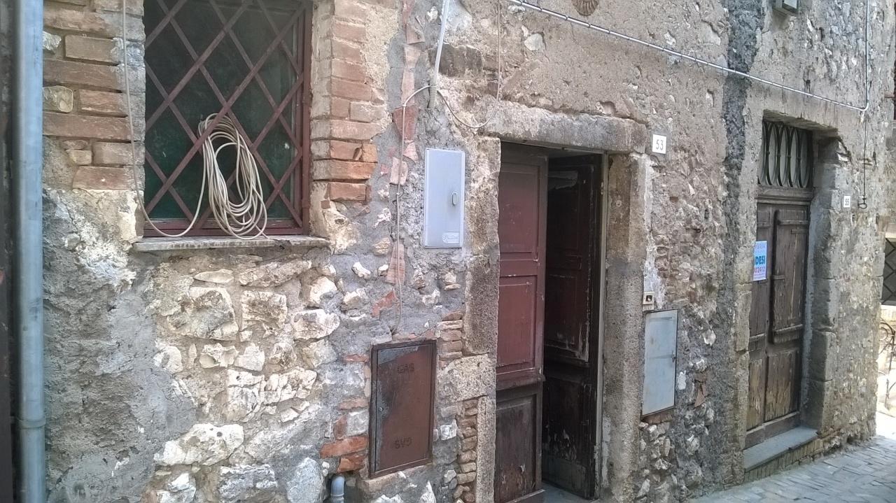 Semindipendente - Porzione di casa a Lugnano in Teverina