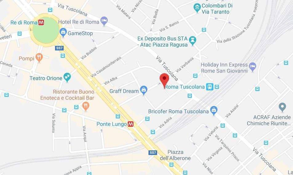 Codice ap 698 stanza in appartamento affitto a roma for Stanze ufficio in affitto roma