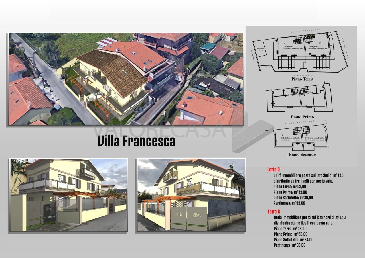 Villetta a schiera in vendita Rif. 10742844