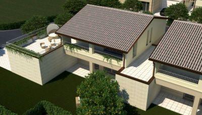 Semindipendente Villa a schiera