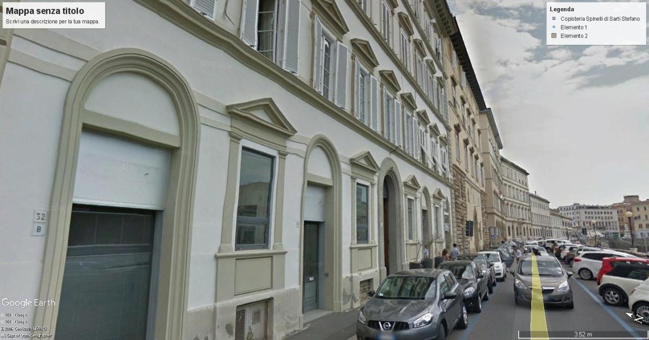 Locale commerciale - 2 Vetrine a Piazza Cavour, Livorno Rif. 9463301