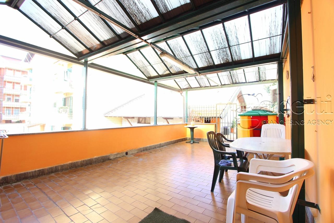 Porzione di casa in ottime condizioni in vendita Rif. 10140116