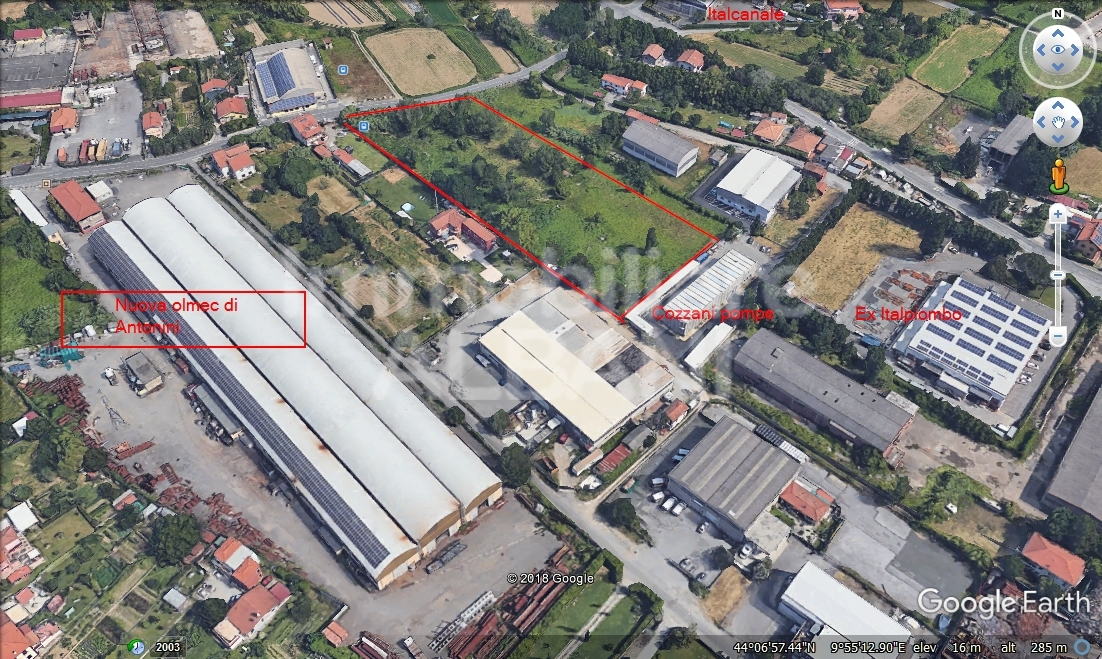 Artigianale/Industriale/Commerciale a Zona industriale, Arcola Rif. 4154202