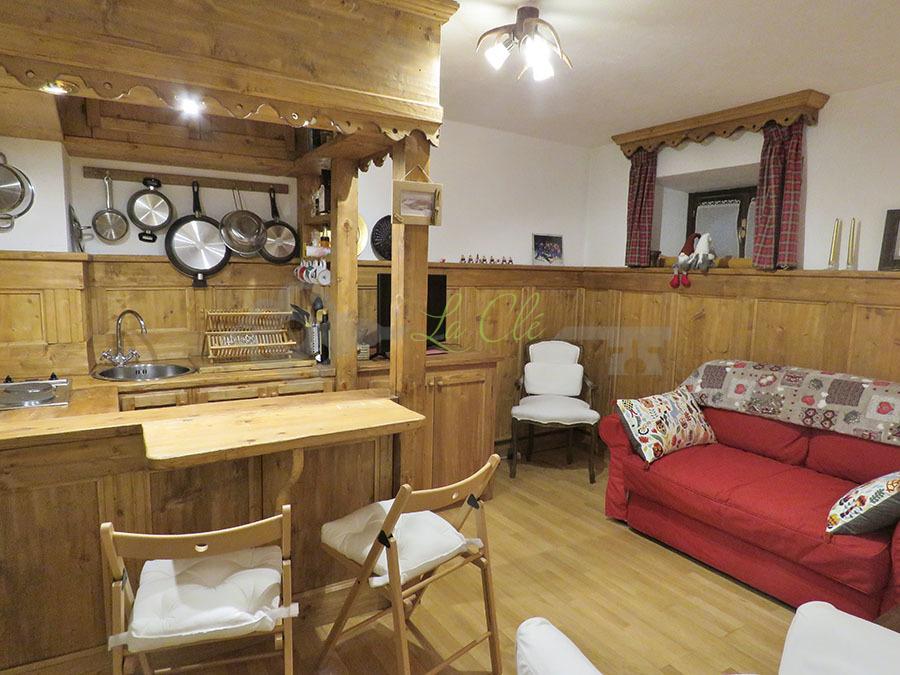 Appartamento - Bilocale a Villair Inferiore, Courmayeur