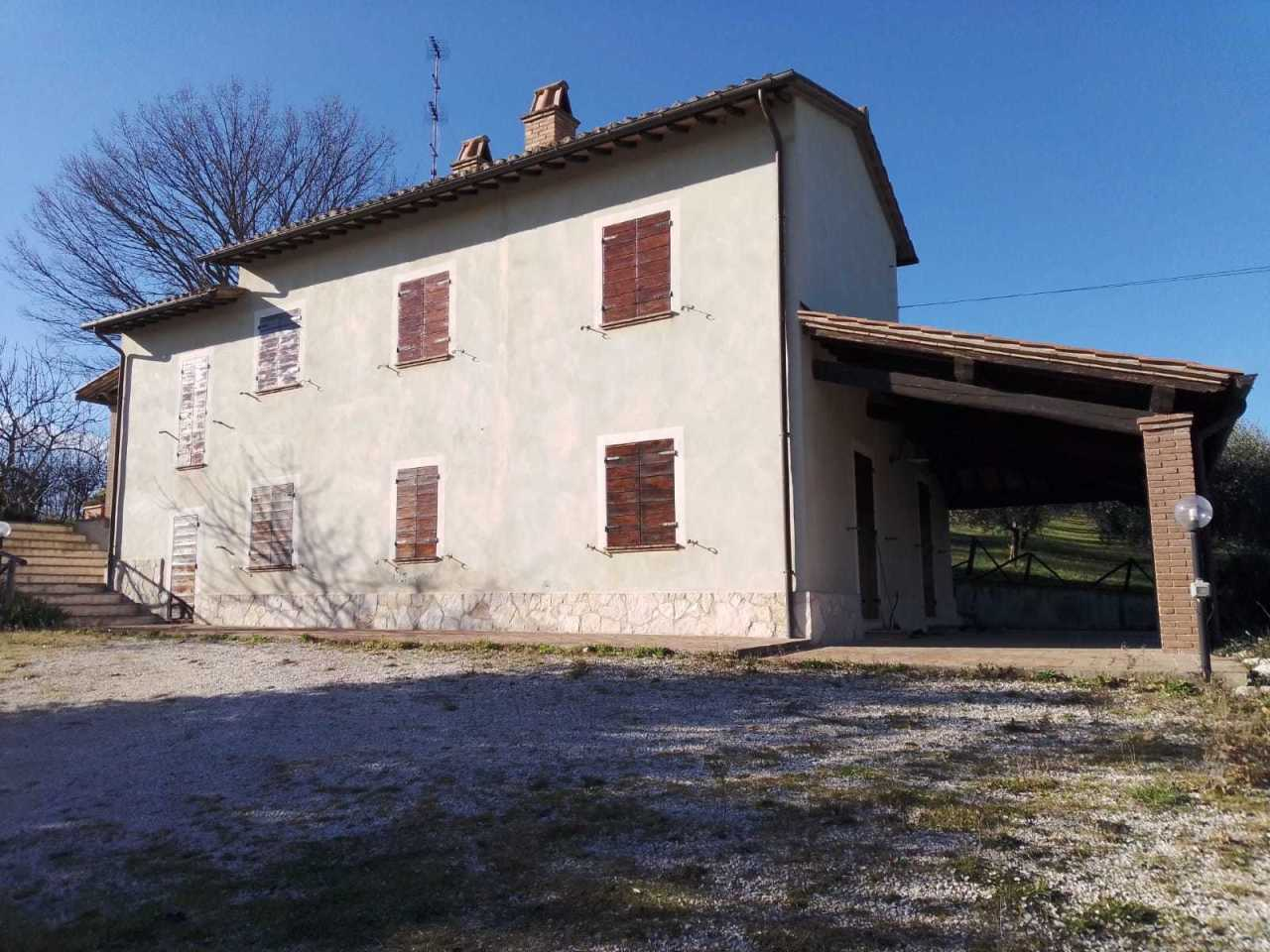 Soluzione Semindipendente in affitto a Avigliano Umbro, 4 locali, prezzo € 550   PortaleAgenzieImmobiliari.it