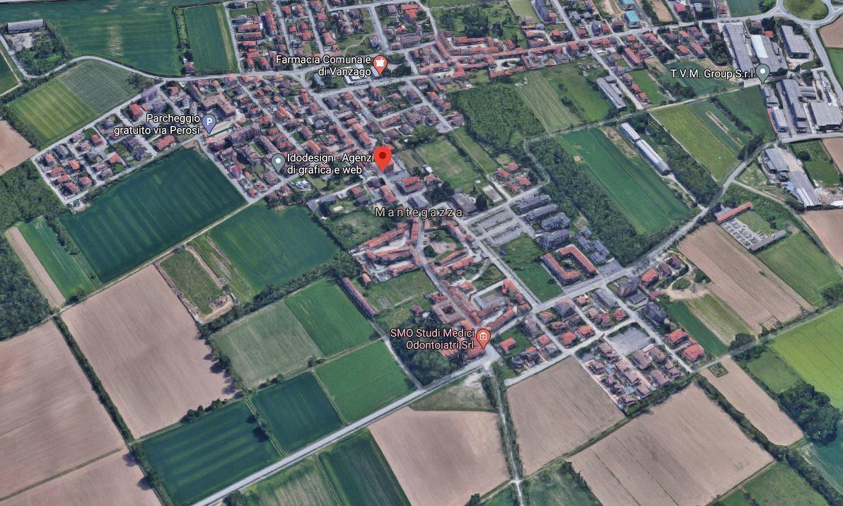 Terreno Edificabile Residenziale in vendita a Vanzago, 10 locali, Trattative riservate | PortaleAgenzieImmobiliari.it