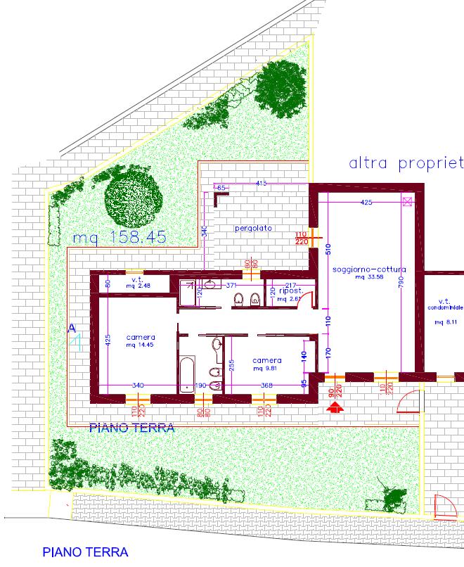 Appartamento in vendita Rif. 9116385