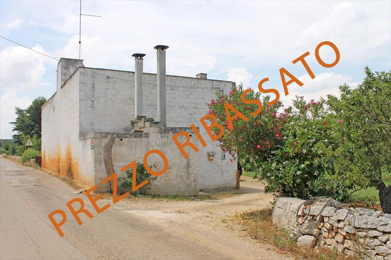 Porzione di casa da ristrutturare in vendita Rif. 9871546