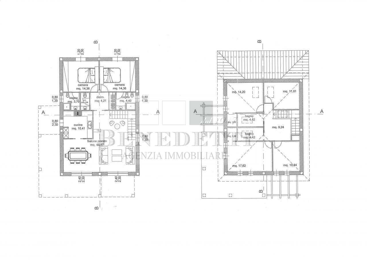 Codice Bvr1771 Villa Unifamiliare In Vendita A Pietrasanta Marina