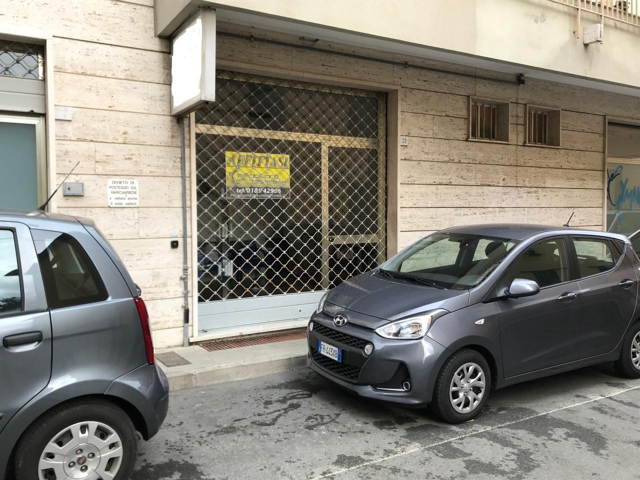 Negozio / Locale in affitto a Sestri Levante, 1 locali, prezzo € 600 | CambioCasa.it