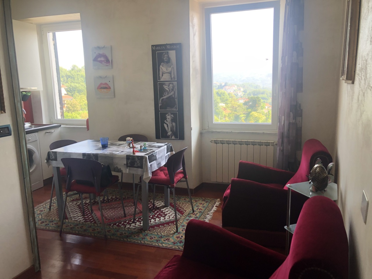 Appartamento in affitto a Riccò del Golfo di Spezia, 3 locali, prezzo € 400   PortaleAgenzieImmobiliari.it