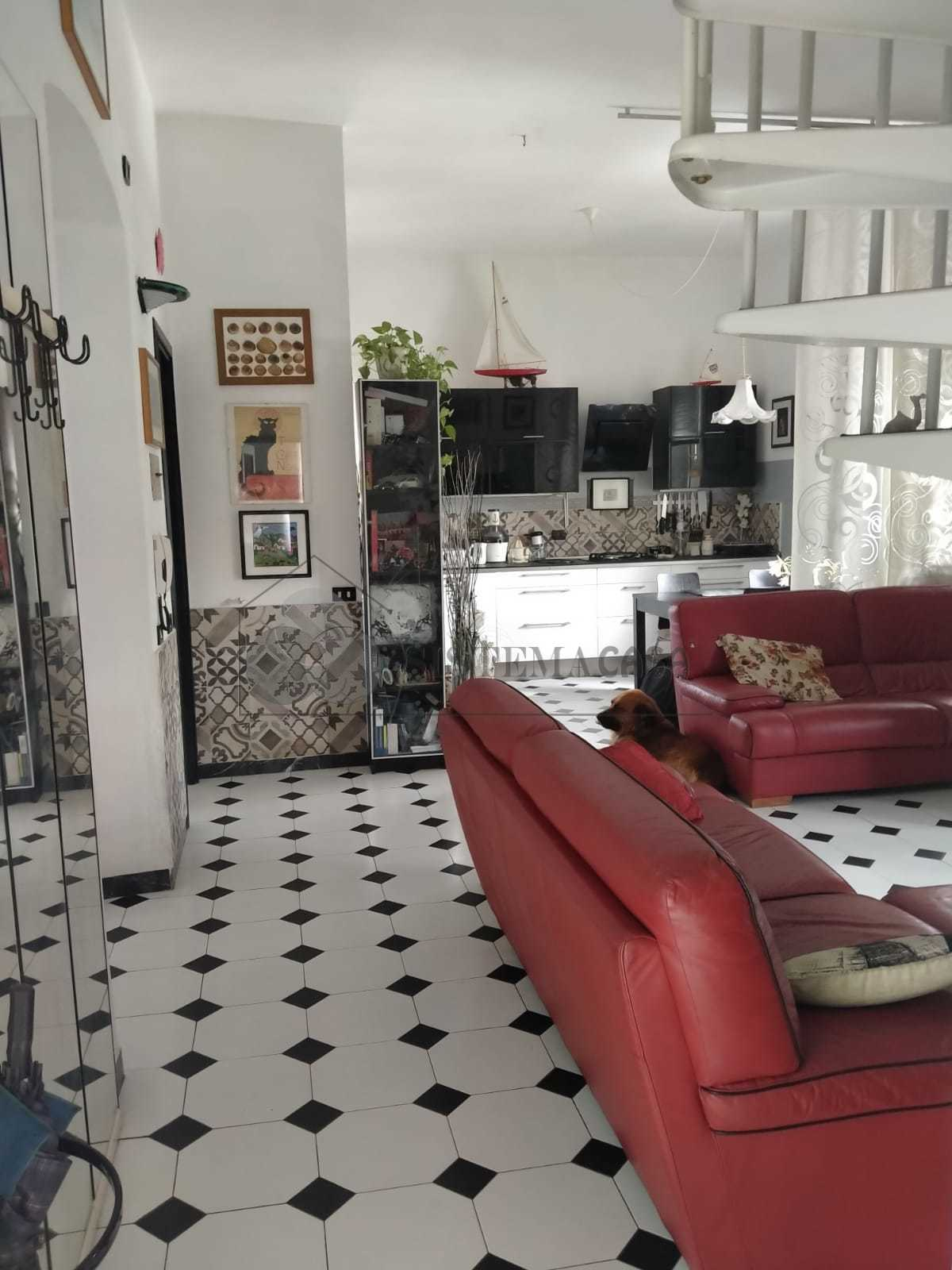 Vendita Appartamento Quadrilocale a La Spezia, Canaletto (SP) - A394