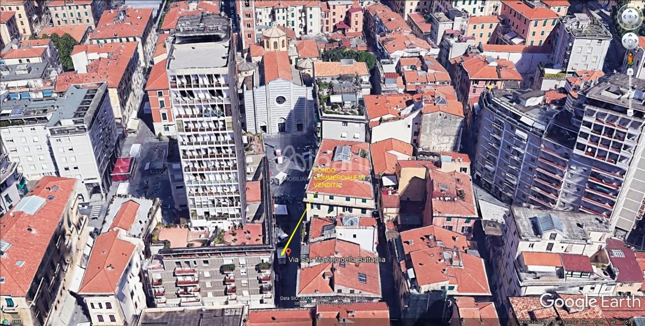 Negozio / Locale in vendita a La Spezia, 2 locali, prezzo € 92.000 | PortaleAgenzieImmobiliari.it