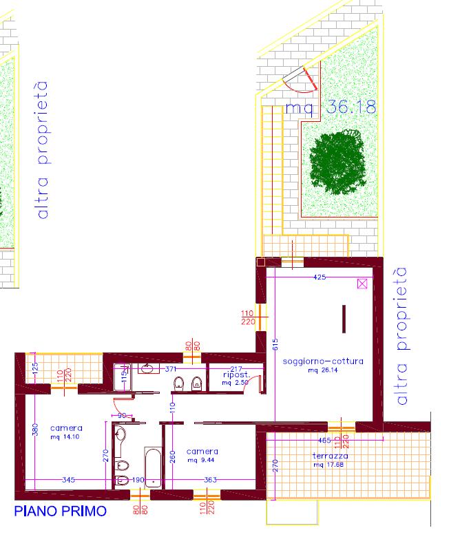 Appartamento in vendita Rif. 9116384