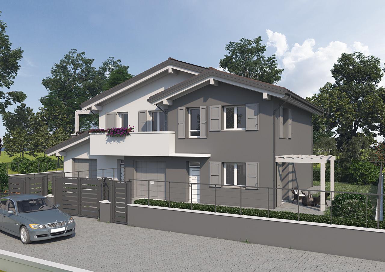 Porzione di casa in vendita Rif. 9811252