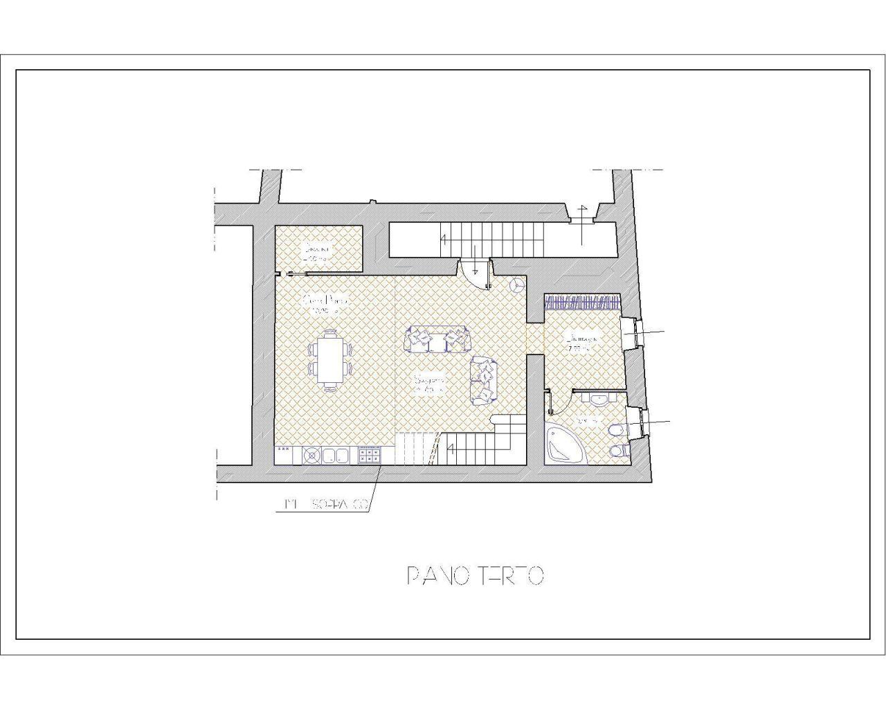 Loft / Openspace in vendita a Lugnano in Teverina, 3 locali, prezzo € 110.000 | PortaleAgenzieImmobiliari.it