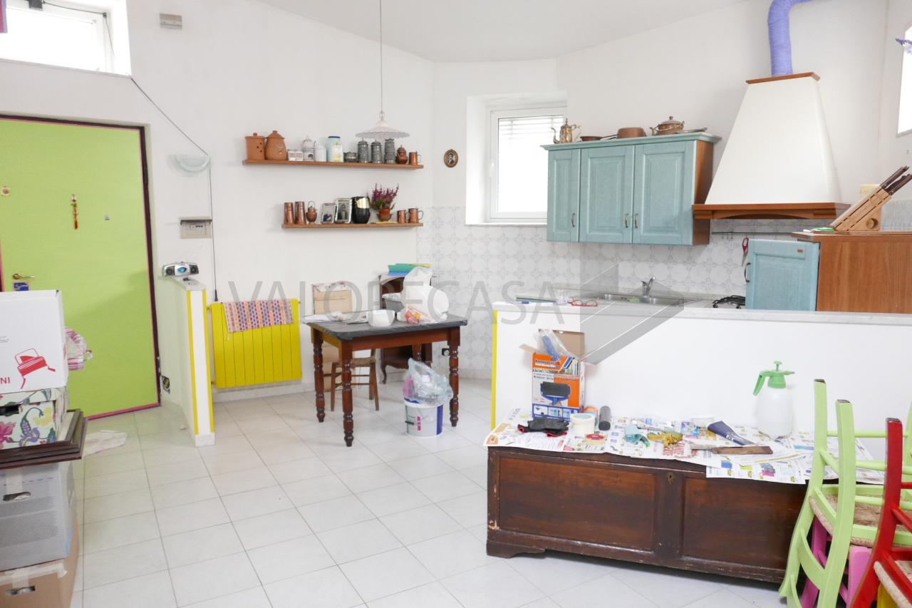 Porzione di casa in ottime condizioni in vendita Rif. 8589431