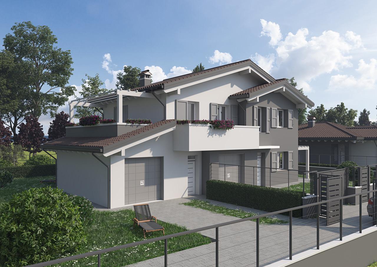 Porzione di casa in vendita Rif. 9811251