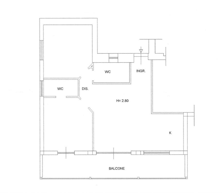 Appartamento ristrutturato in vendita Rif. 7092201
