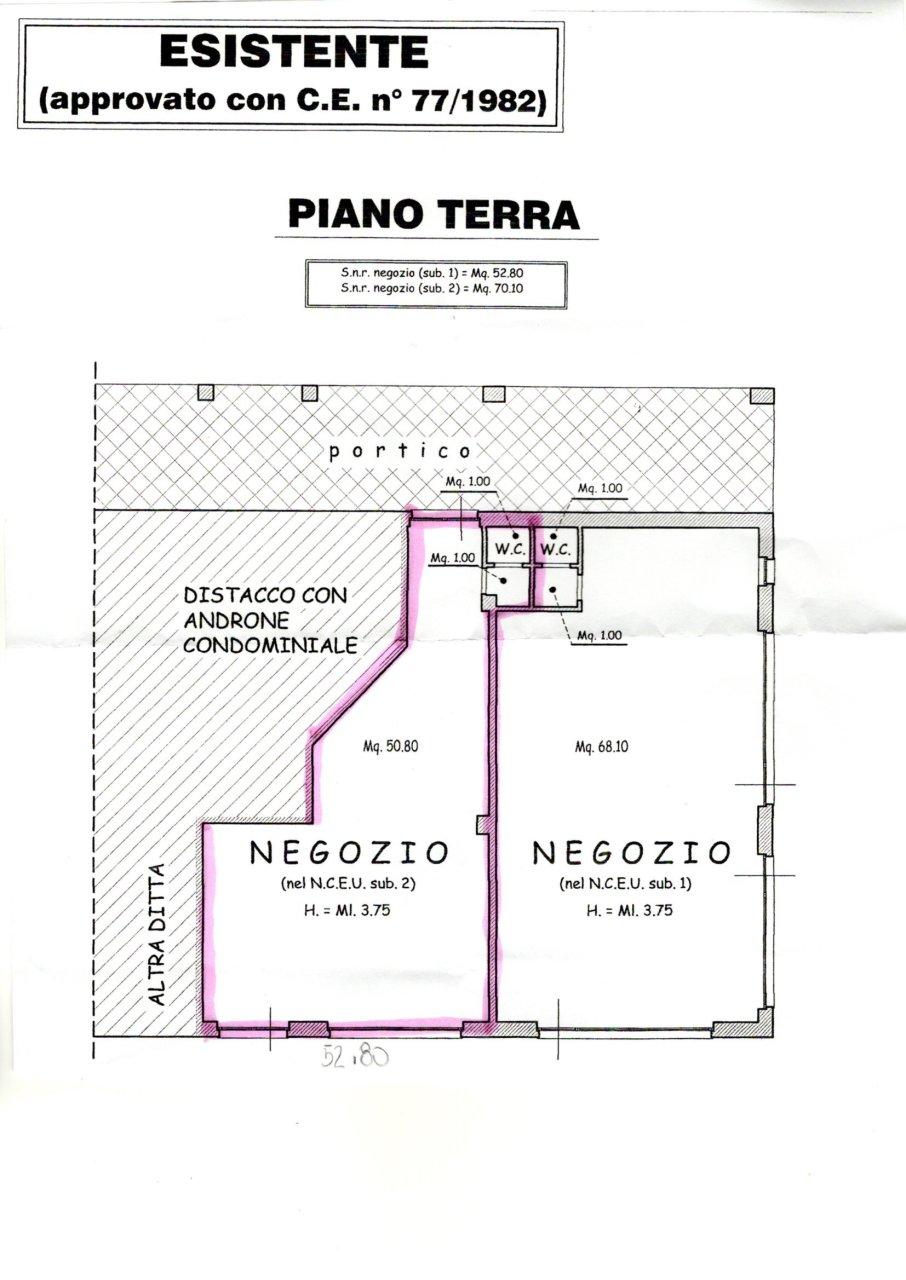 Locale commerciale - 1 Vetrina a Francavilla al Mare