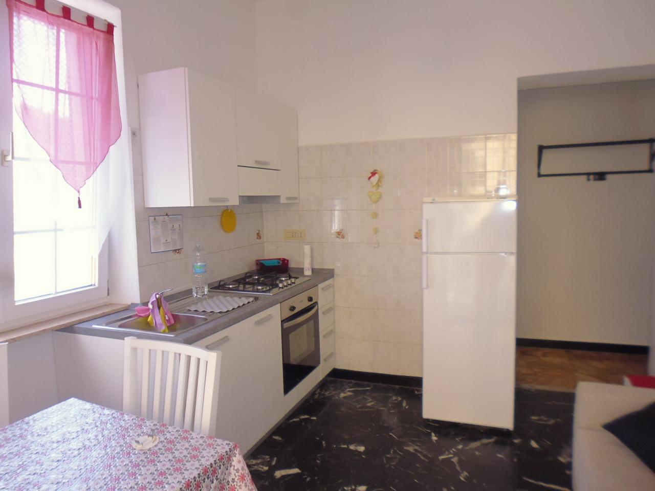 Soluzione Semindipendente in affitto a Casarza Ligure, 3 locali, prezzo € 450 | CambioCasa.it