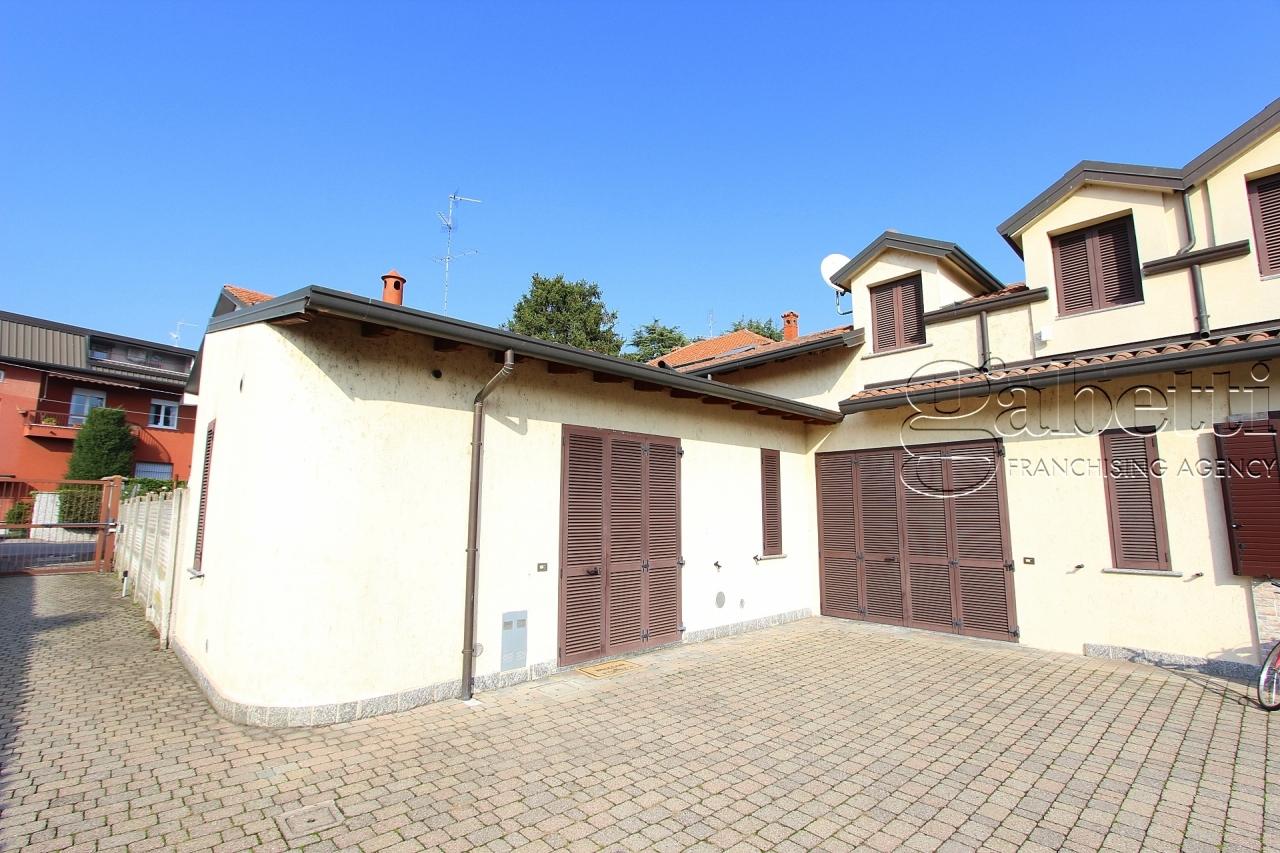 Soluzione Semindipendente in vendita a Nerviano, 3 locali, prezzo € 145.000   PortaleAgenzieImmobiliari.it