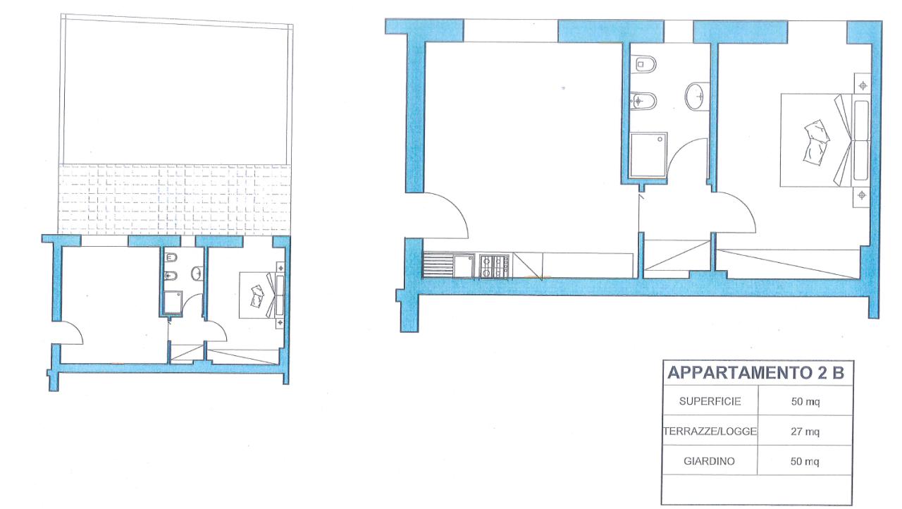 Appartamento in vendita a Arcola, 2 locali, prezzo € 120.000 | PortaleAgenzieImmobiliari.it